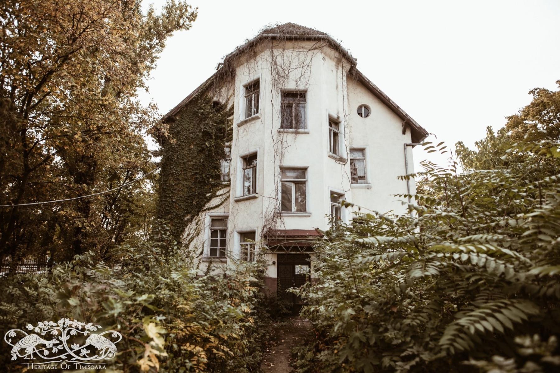 Rezervația de arhitectură Eduard Reiter. Un articol tribut AMBASADA (de Iosefin)