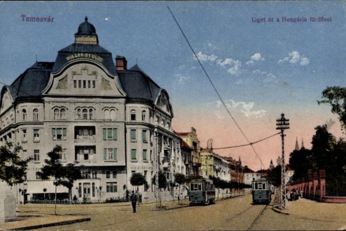 Bulevardul 3 August 1919 din Timișoara