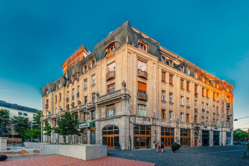 Palatul Bănățean