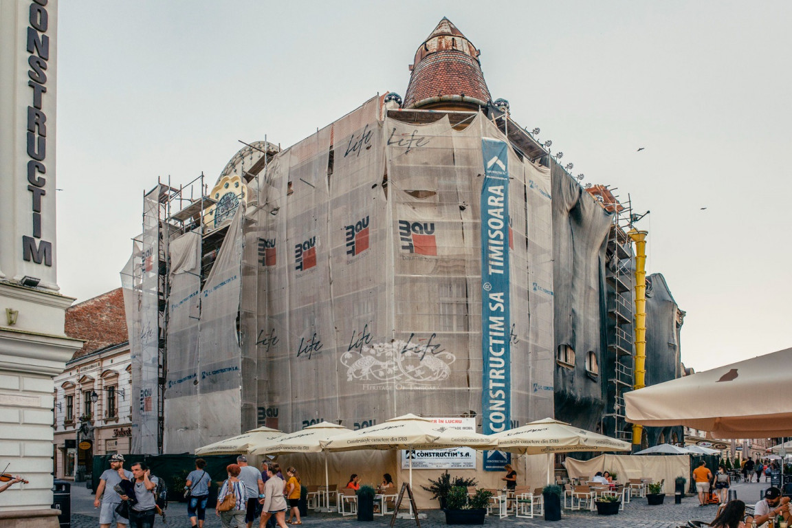 Miksa Steiner Apartment Building