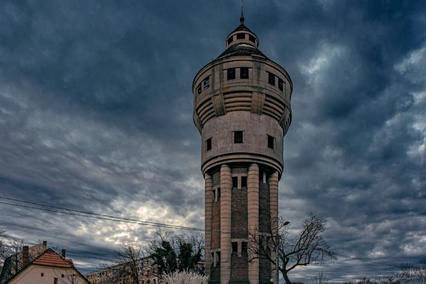 Iosefin Water Tower